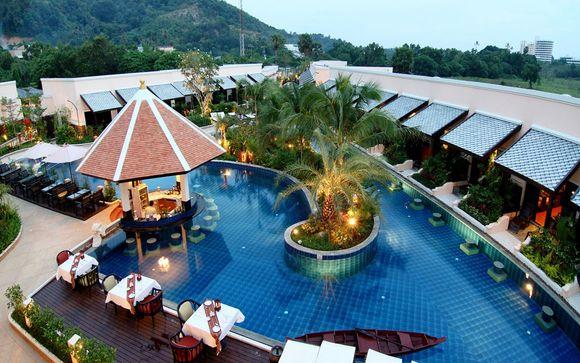Ihr Hotel in Phuket