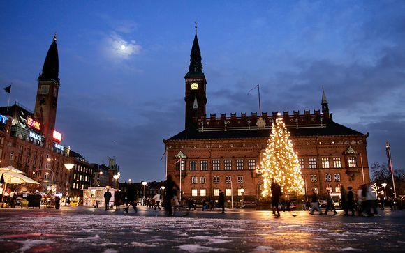 Weihnachtszauber in Kopenhagen