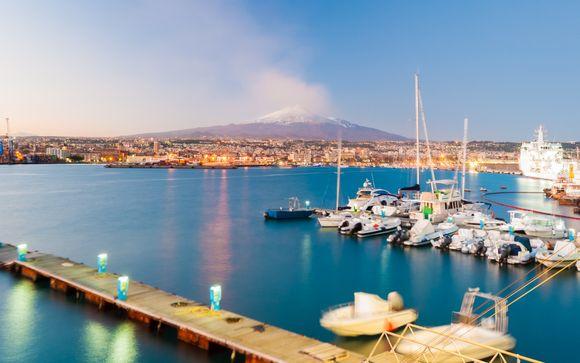 Willkommen in... Catania!