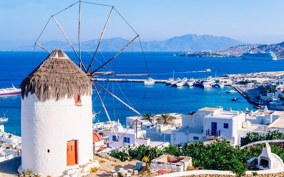 Willkommen auf... der Insel Mykonos!