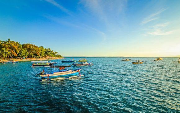 Willkommen in... Lombok!