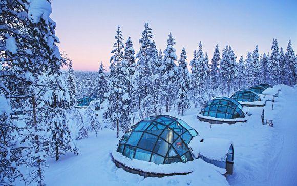 Kakslauttanen Arctic Resort 4*