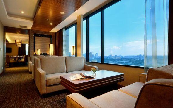 Hotel AETAS Bangkok 4*