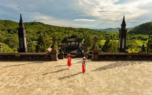 Willkommen in...Vietnam!