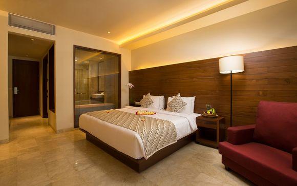 Ihr Hotel Ubud Village Monkey Forest 4* in Ubud