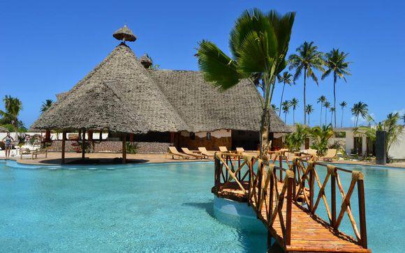 White Paradise Resort Zanzibar 4*