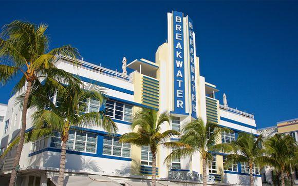 Breakwater 4* in Miami