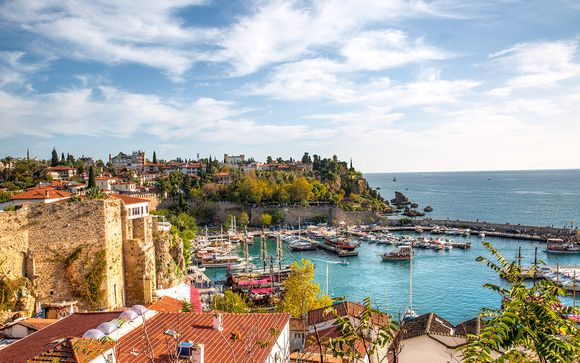 Antalya te espera