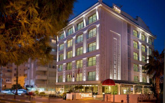 Tu hotel