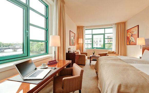 Abion Hotel Spreebogen Berlin 4*