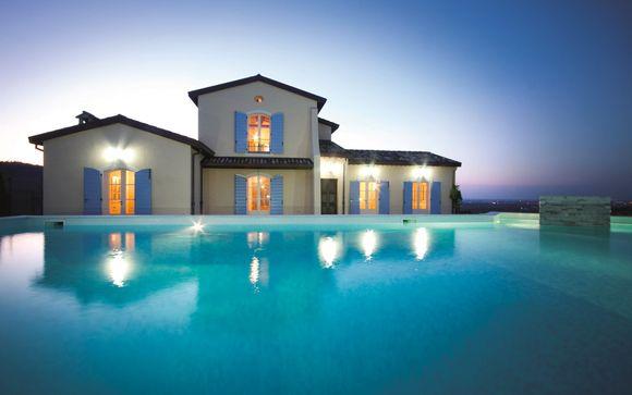 El Hotel Borgo Conde Wine Resort 4* le abre sus puertas