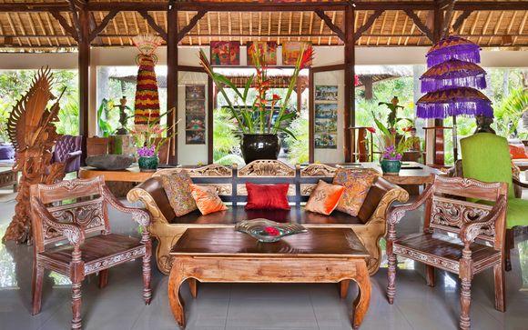El hotel Baliwood Resort Ubud 4* le abre sus puertas