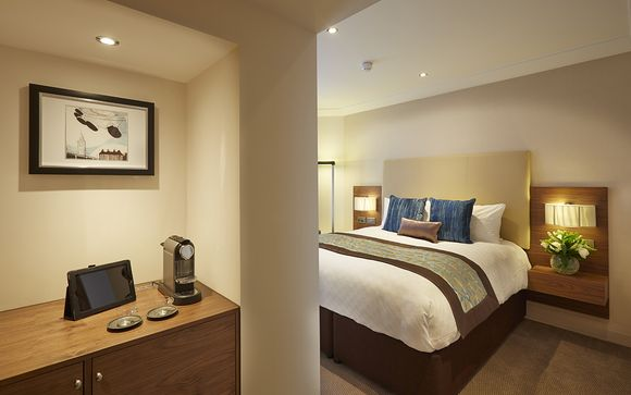 Amba Hotels Charing Cross 4* le abre sus puertas