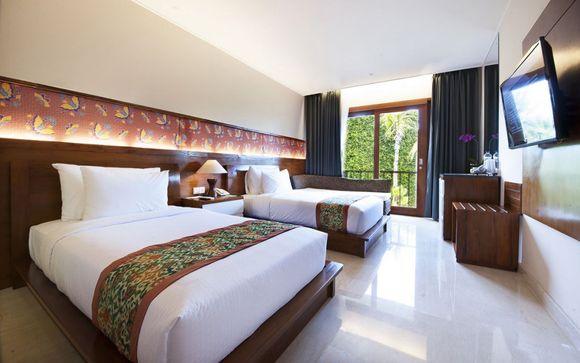 Ubud Wana Resort 4* le abre sus puertas