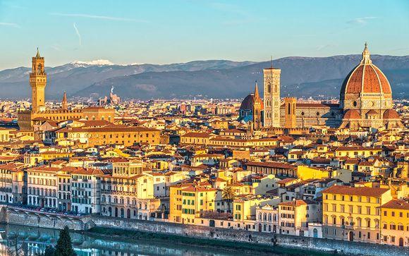 Italia Florencia - Hotel Palazzo Ricasoli 4* desde 70,00 €