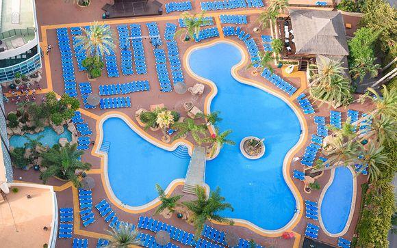 España Alicante - Medplaya Hotel Flamingo Oasis 4* desde 260,00 €