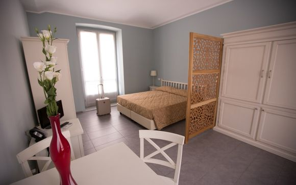 Santa Giulia Art & Wine Residence