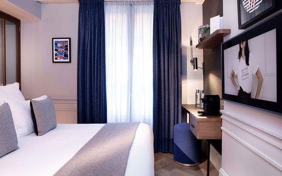 Hotel Flanelles 4*