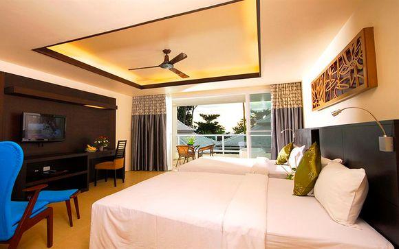 El Hotel Anyavee Tubkaek Beach Resort 4* le abre sus puertas