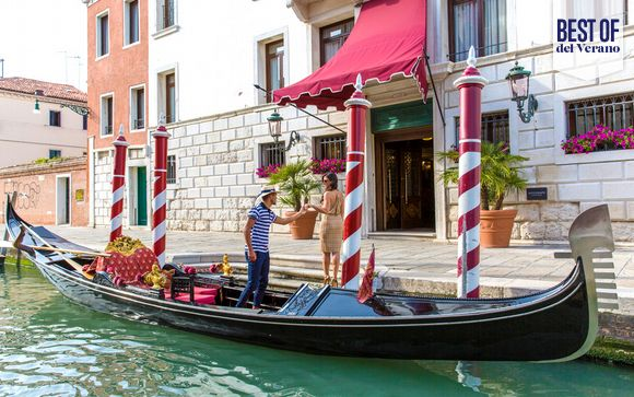 Italia Venecia - Grand Hotel Dei Dogi 5* desde 132,00 €