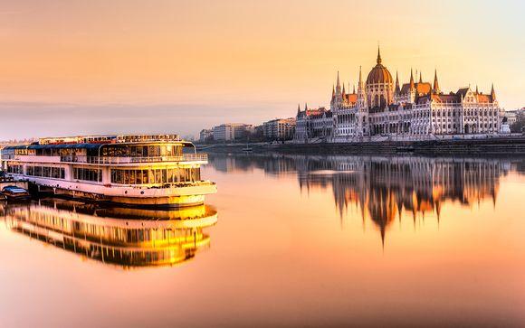 Hotel Museum Budapest 4*
