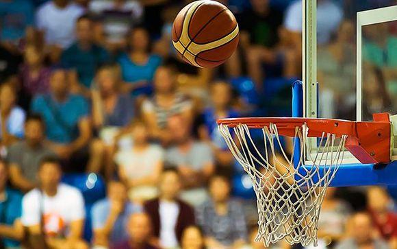 Estancia en Brooklyn con entradas para la NBA