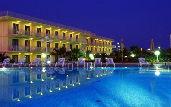 Italia San Leone Dioscuri Bay Palace 4* desde 90,00 €