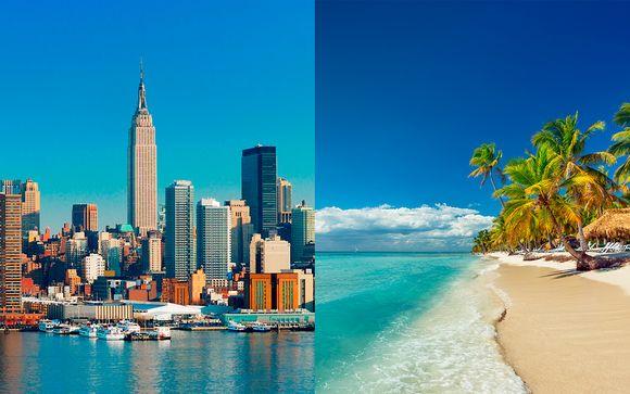 Estados Unidos Nueva York - Park Central Hotel New York 4* y H10 Ocean Blue & Sand 5* desde 1.35...