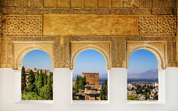 Andalucía a tu aire en coche