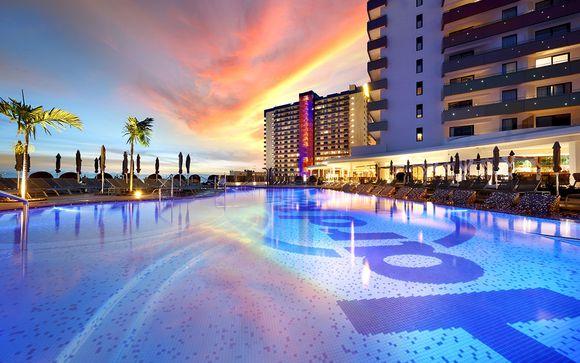 Adeje  Hard Rock Hotel Tenerife 5*