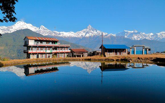 Extensión de 2 noches de trekking desde Pokhara (Oferta 2)