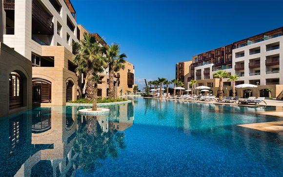 Kempinski Summerland Hotel & Resort 5*