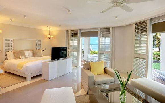 LUX Belle Mare 5*