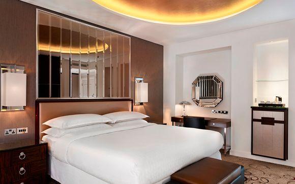 El Hotel Sheraton London Park Lane le abre sus puertas