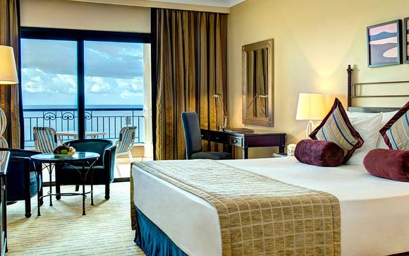 Corinthia Hotel St. George's Bay 5*