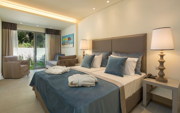 Rodostamo Hotel & Spa 5* (estancia opcional solo con oferta 2)