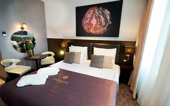 Ammonite Hotel Amsterdam