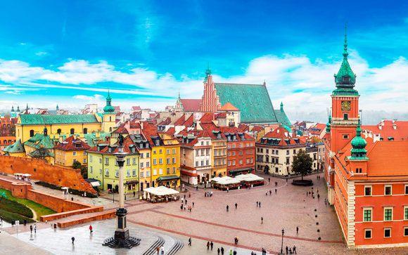 Polonia Cracovia - Leone Aparthotel desde 39,00 €