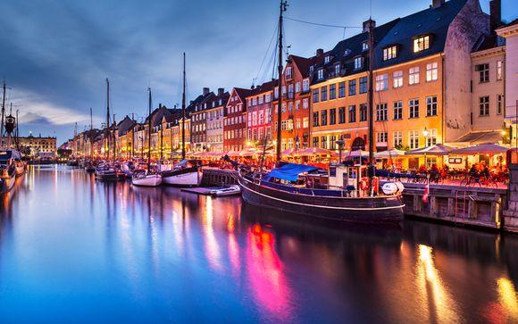 Descubre Copenhague y Oslo en fechas mágicas