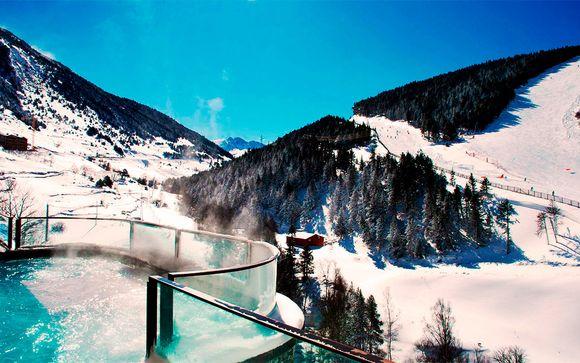 Andorra Soldeu - Sport Hotel Village 4*