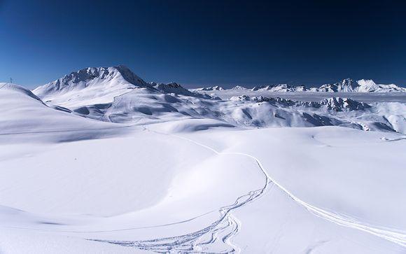 Les Arcs te espera: ¡Es tiempo de esquí!