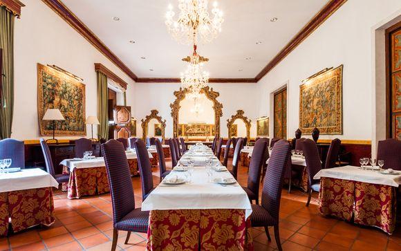España Teruel Hospedería Palacio Iglesuela del Cid 4* desde 84,00 €