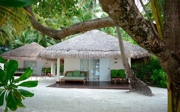 Vakarufalhi Island Resort 4* Sup