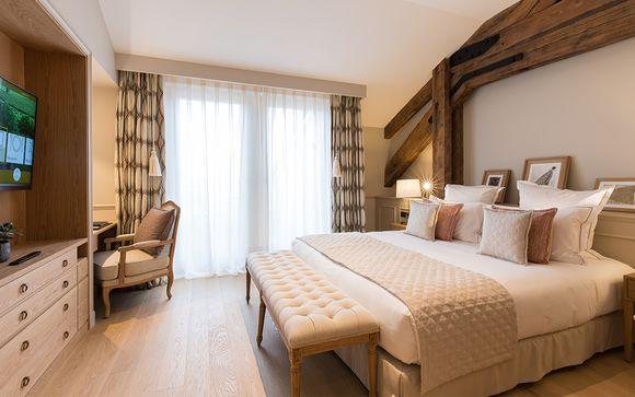 Hotel Chais Monnet 5*