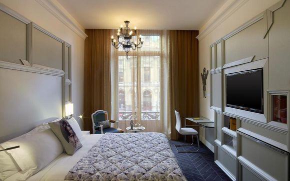 Hotel W París - Opéra 5*