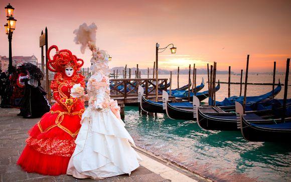 Italia Venecia - Carlton on the Grand Canal 4* desde 94,00 €