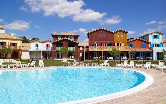 Vacaciones en familia o con amigos en un bonito apartamento