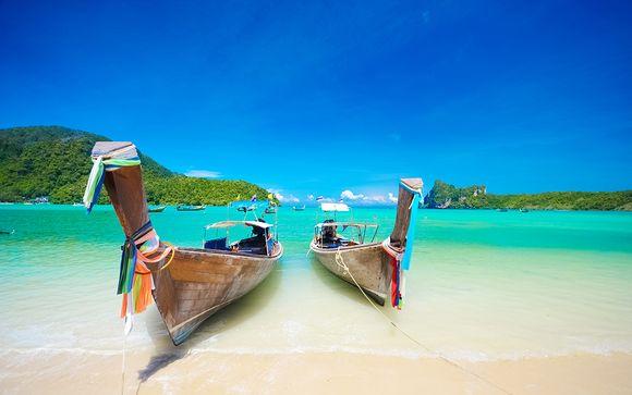 Espectacular capital con lujo exótico junto a Patong Beach