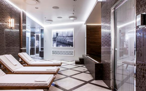 Hotel Borg by Keahotels 4*