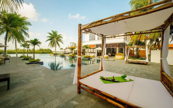 Saigon Morin Hotel 4* y Hoi An Beach Resort 4*